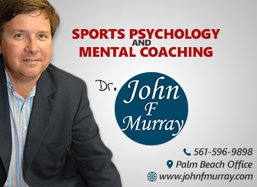 Tel: 561-596-9898. Dr. John F Murray, licensed clinical and sports psychologist